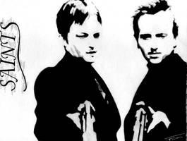 The Boondock Saints 2 by 407blackblossom