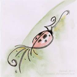Ladybug Crawl