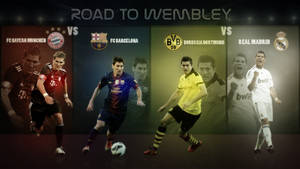 Road to Wembley