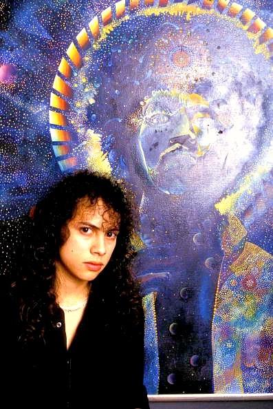 Hammett and Hendrix by X-ploder