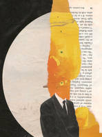 Orange Man by joshLopez00