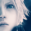 Cloud Strife icon III by iZoooba