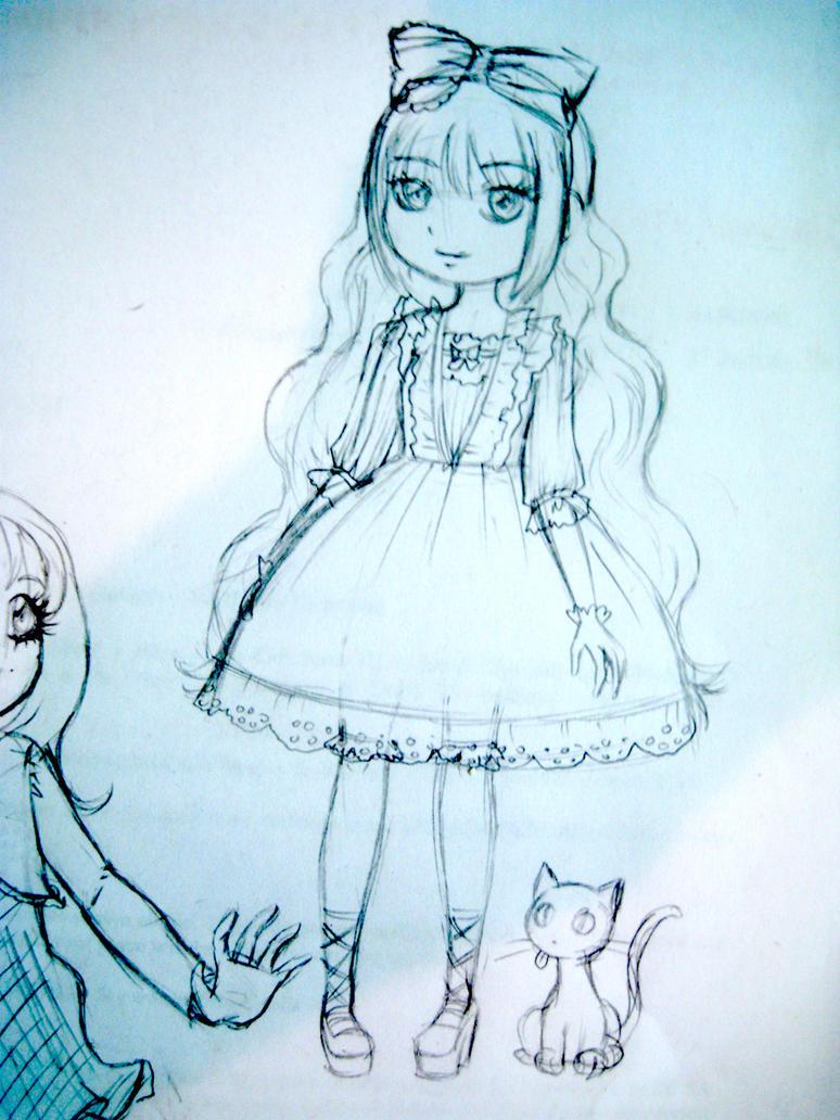 Cute Doll by shoujo-neko on DeviantArt
