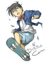 Detective Conan by XiaFei