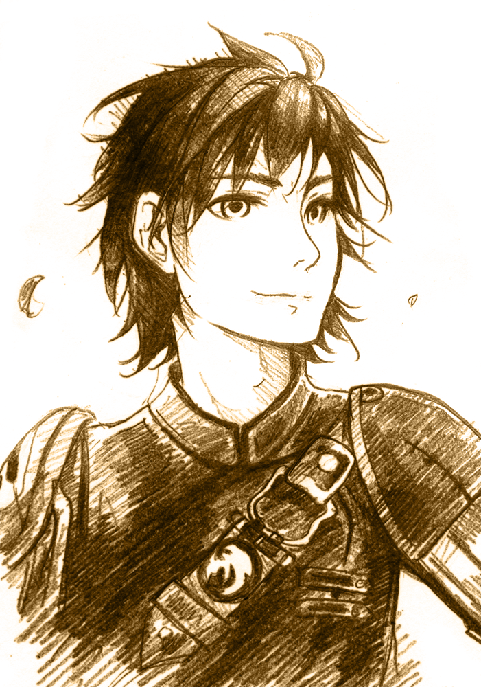 HTTYD 2 Hiccup by XiaFei