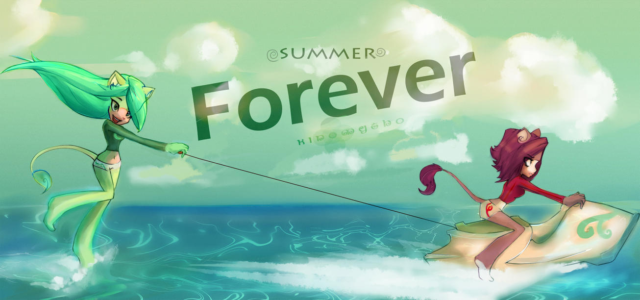 ForeverSummer by Kiuow