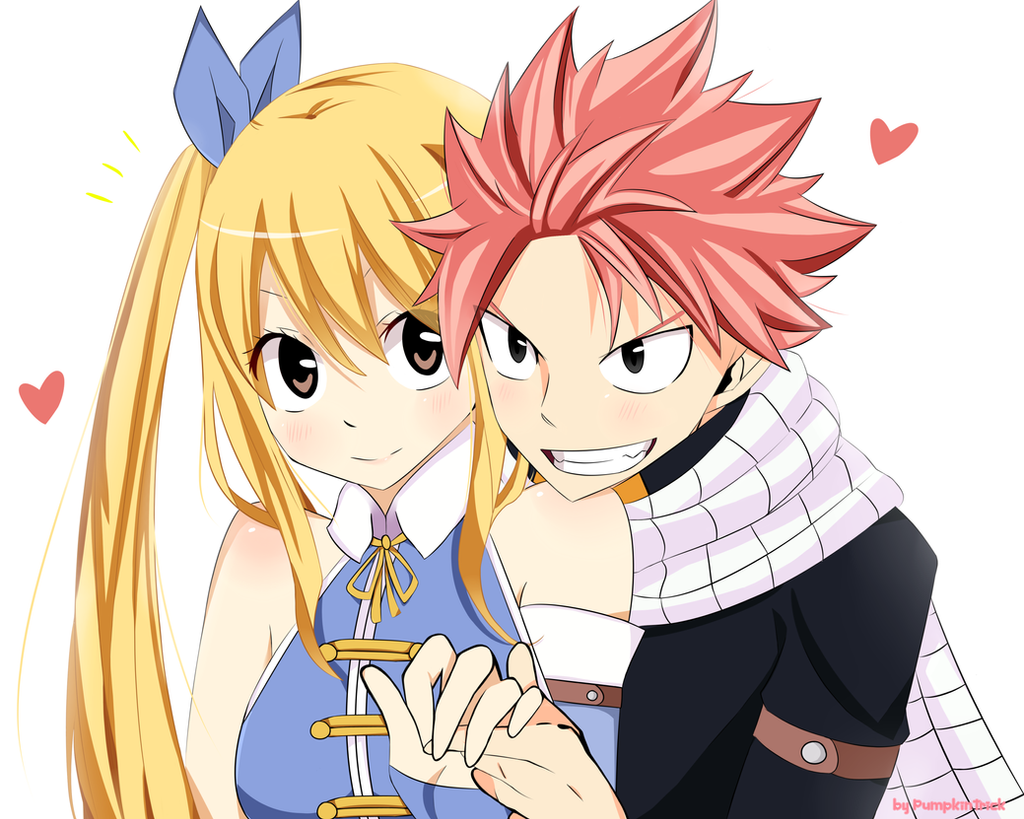 fairytail nalu by onepiecexnakama - photo #44