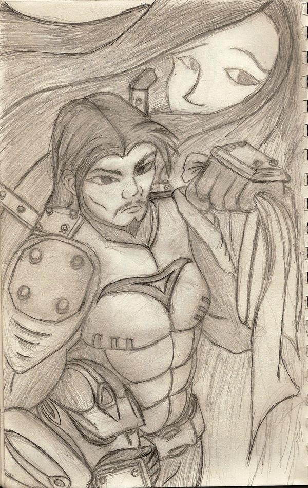 Future Anima: A Hero's Lament by AnimaRaptor