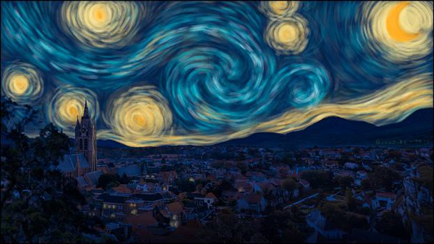 Nuit Etoilee