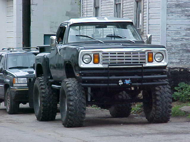 1978 Dodge Power Wagon by The-Legendary-Dewey