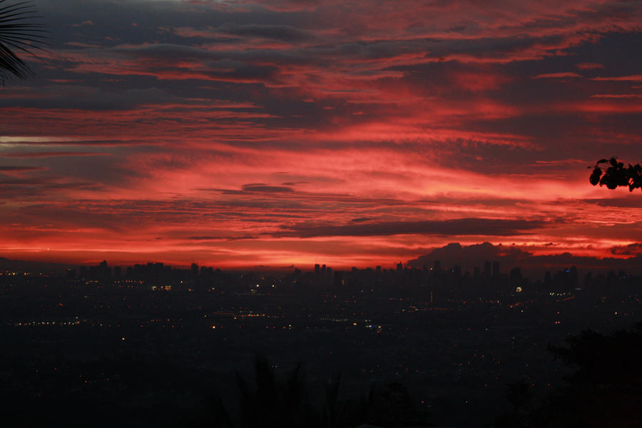 after sunset. by starsduplicity