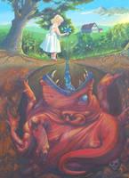 Monster below2 by RMBDarkmyth