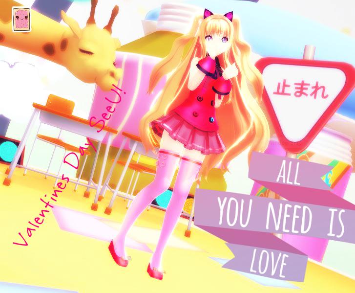 SeeU-Valentines! by 0LunaCrystal0