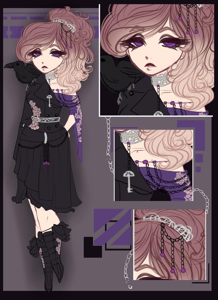 Custom ::blackshuckghost:: by o-Ironical-O