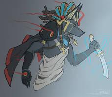 Anubis, the Gate keeper