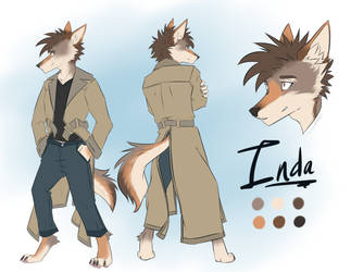 Inda Reference Sheet by Raphial