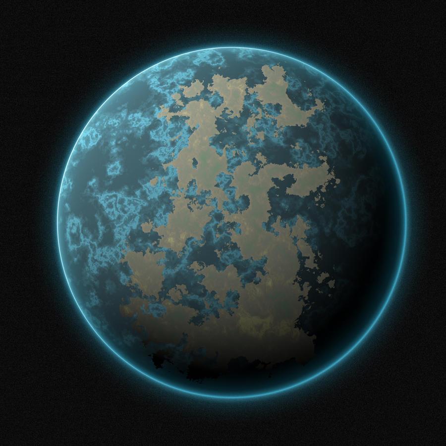 Alien Planet by aapie014 on DeviantArt