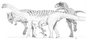 Domeykosaurus chilensis