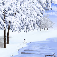 In the Bleak Midwinter by radioactiveroach