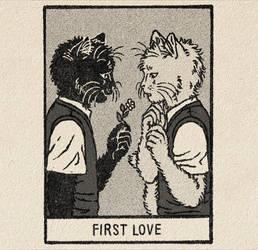First love by danielpup