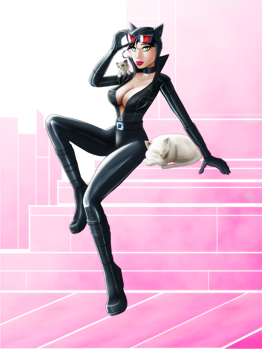Catwoman by raulovsky