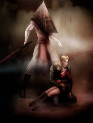 Silent Hill 2 by raulovsky
