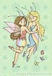 Lesbian Fairies