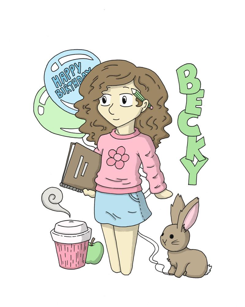 Little Bun by BeckyBumble