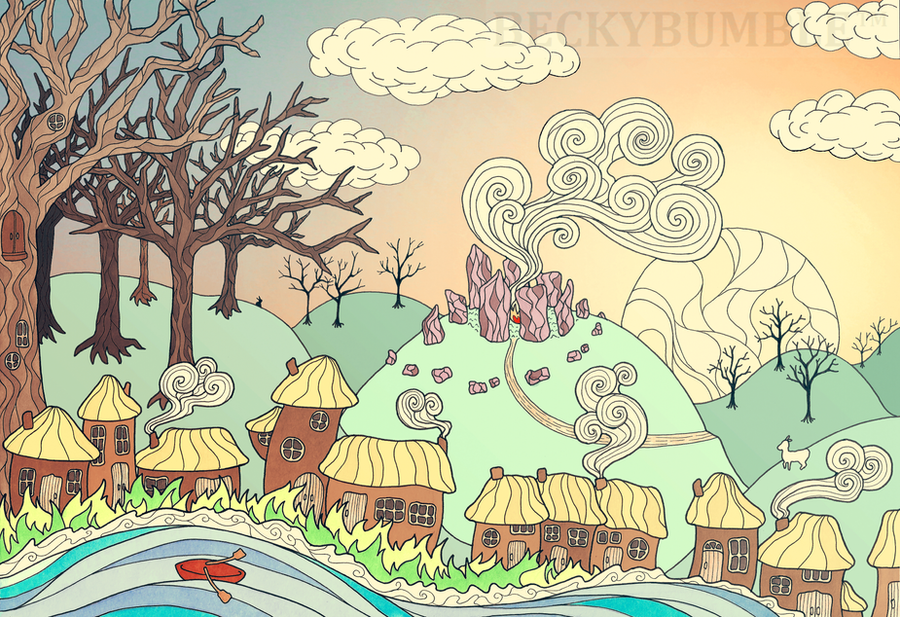 Fairyland by BeckyBumble