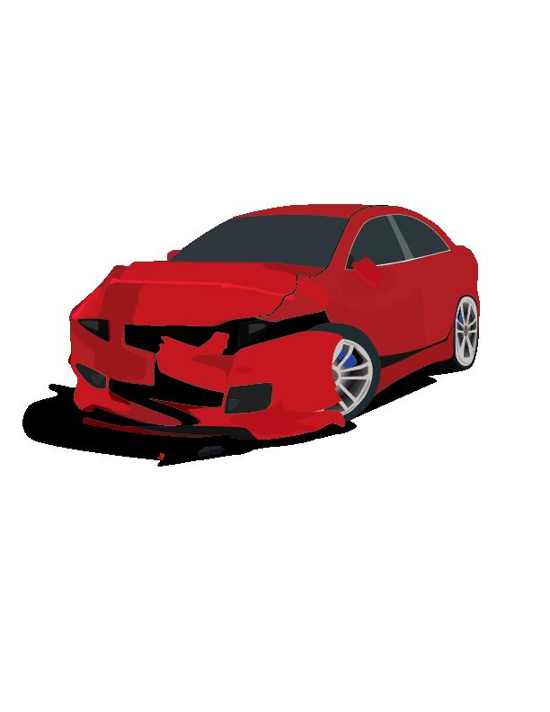 Vector Car Crash by sightesseyes13 on DeviantArt