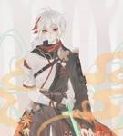 Genshinimpact: Kazuha