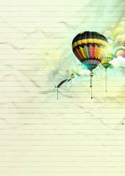 Balloon by sm3no