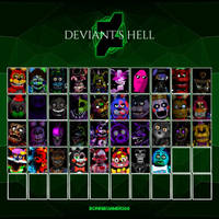 DEVIANT'S HELL (38/50)