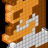 NES Block Peach by Flameruler13