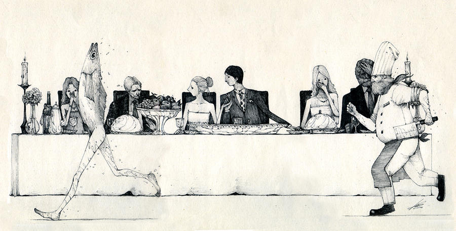The Last Supper by spowys