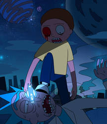 Evil Morty Begins