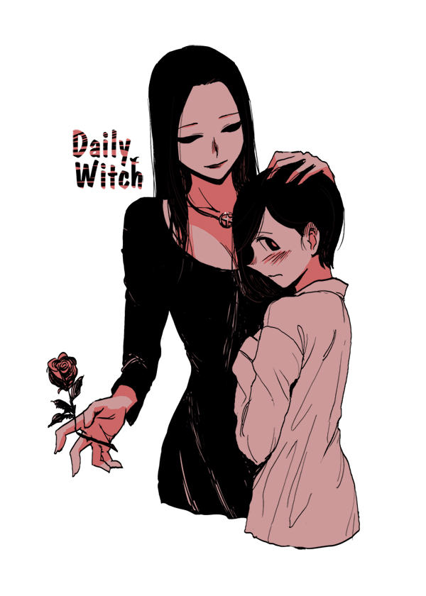 Dailywitch illustration by spowys
