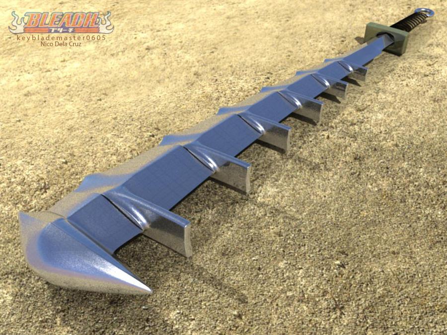 Zabimaru Shikai Zabimaru shikai byZabimaru Sword