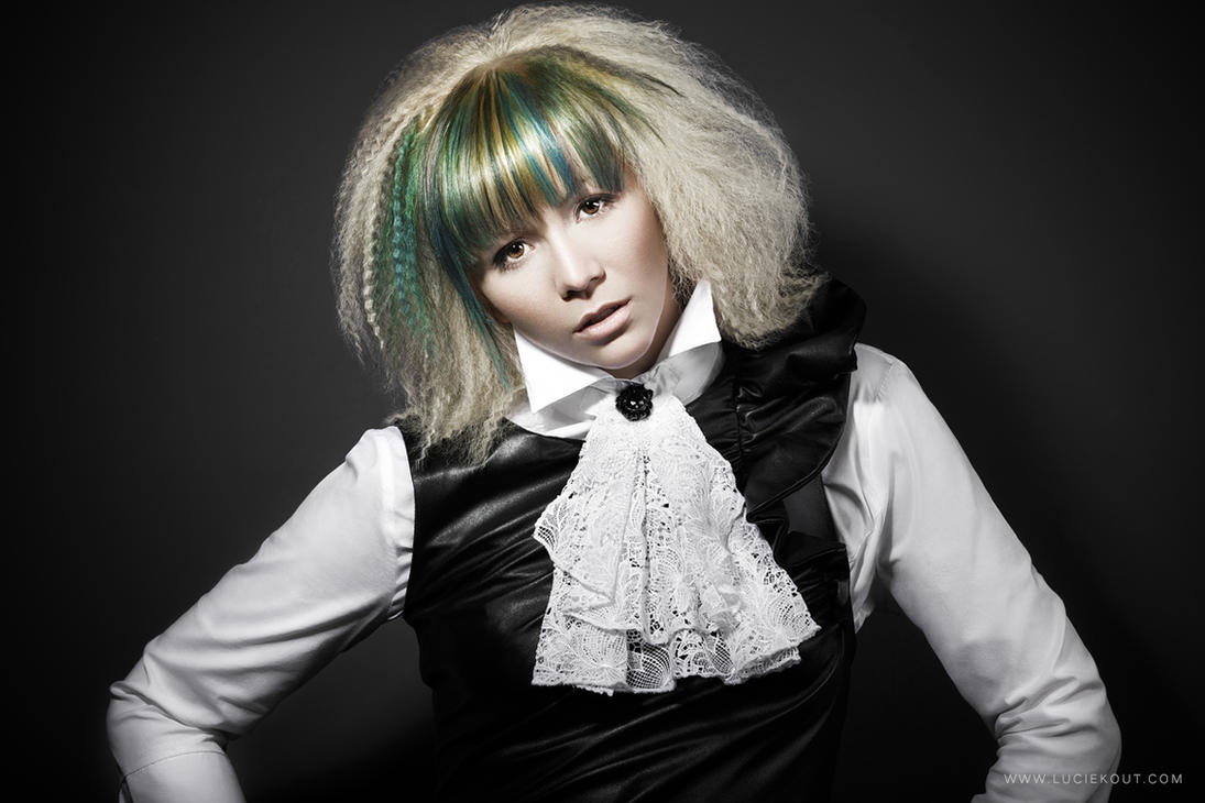 Goldwell Color Zoom Challenge 2015 by luciekout