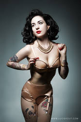 Rosiere for Sinical Magazine