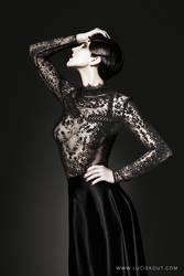 Black Lace by luciekout