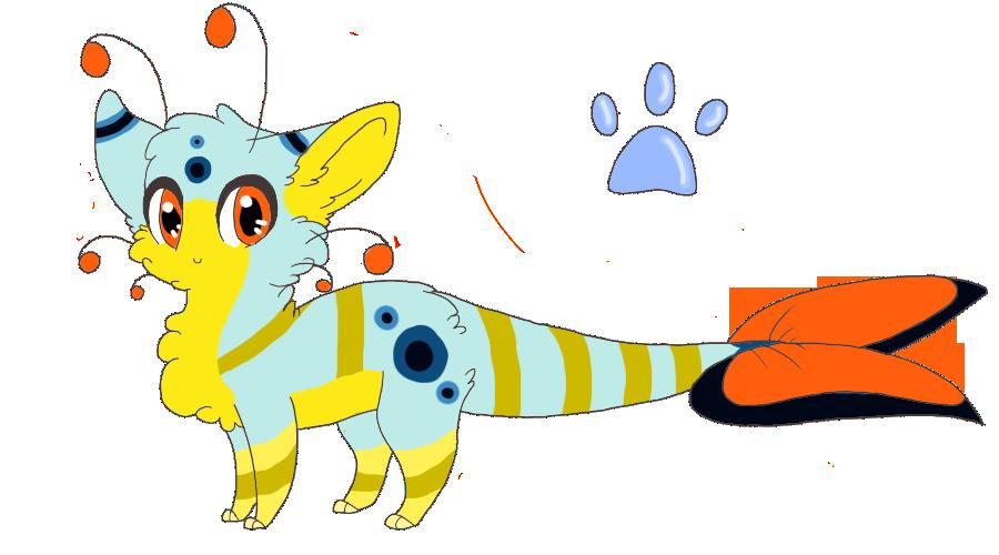 Glowfish Adopt 1 -OPEN- by Korollily