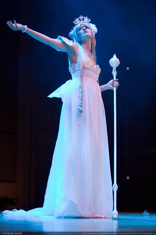 I'm the Neo Queen Serenity by Shizuku-Seijaku
