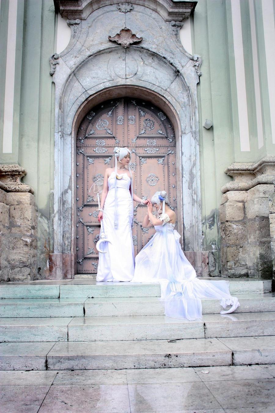 Queen and Princess - dutifulness by Shizuku-Seijaku