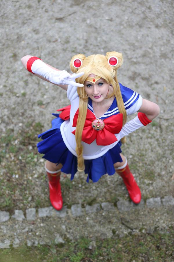 Sailor Moon R by Shizuku-Seijaku
