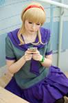Mae Hane - Junior Highschool