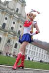 Sailor Moon R - pride