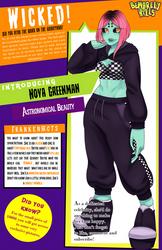 [BH] - Nova Greenman