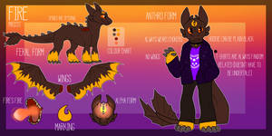 Fire Reference Sheet 2018
