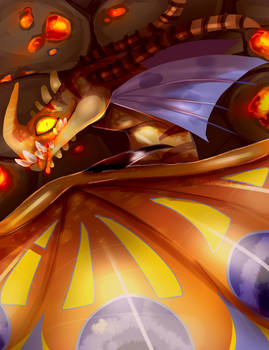 Favourite HTTYD Dragons- Death Song